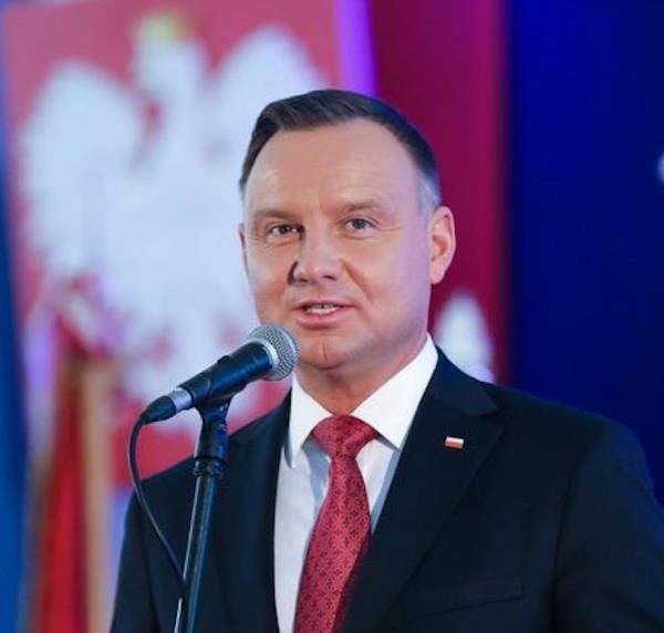 Andrzej Duda prezydent Polski