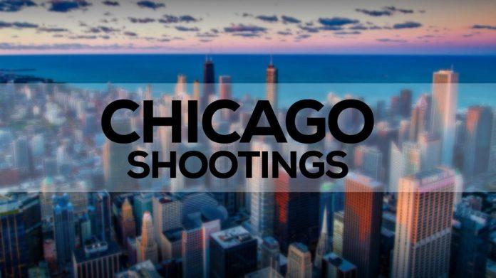 Chicago strzelanina przestępczość