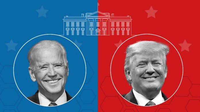 Trump Biden - wybory