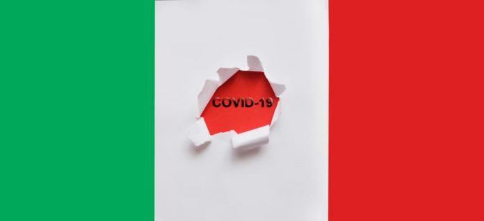 Włochy koronawirus COVID-19