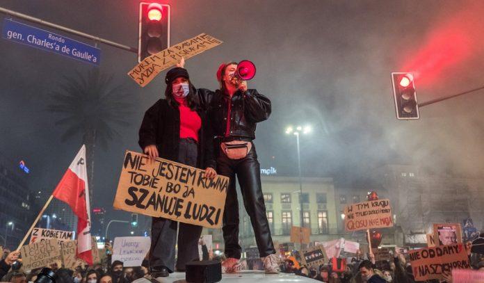 Polska strajk kobiet