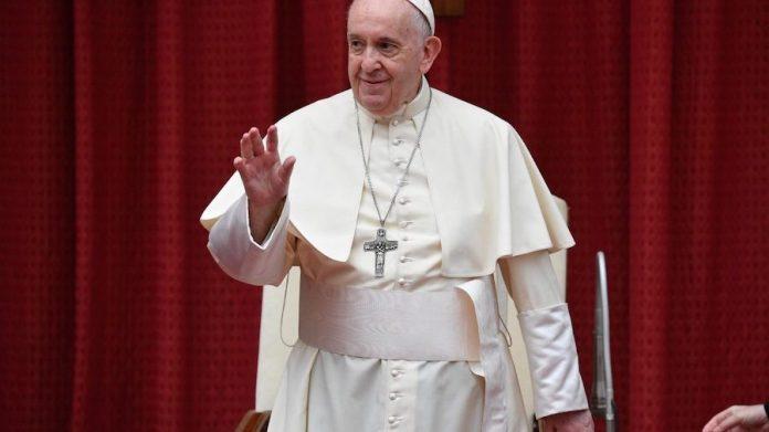 Papież Franciszek Chicago