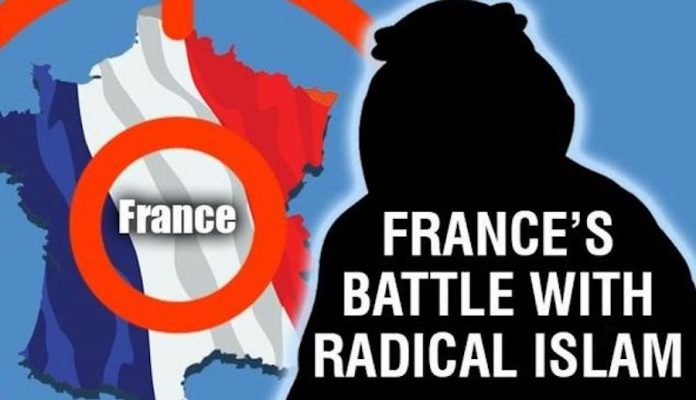 Francja radykalny islam walka