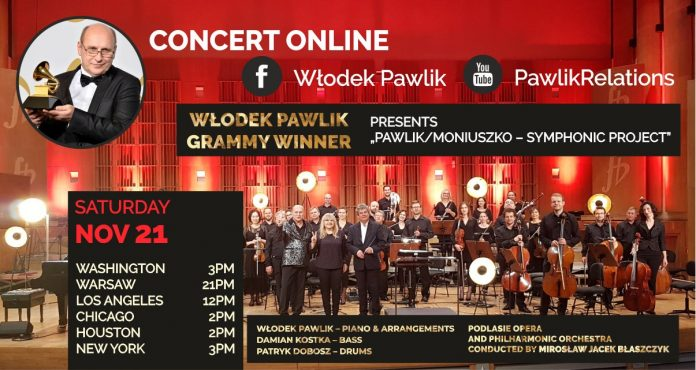 Pawlik/Moniuszko-Symphonic Jazz Project