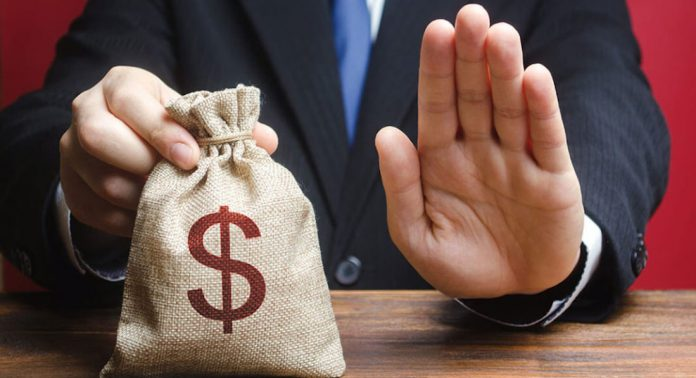 Oszustwo COVID pożyczka defraudacja