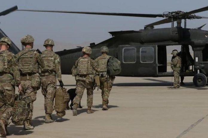 USA armia Afganistan