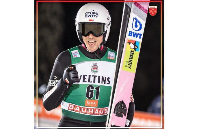 Piotr Żyła skoki narciarskie