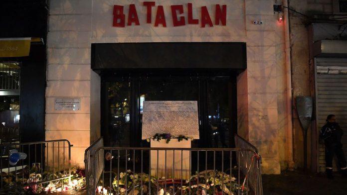 Francja Bataclan