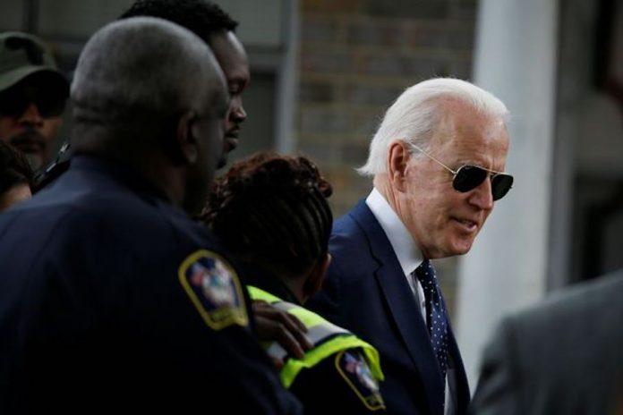 Joe Biden Secret Service