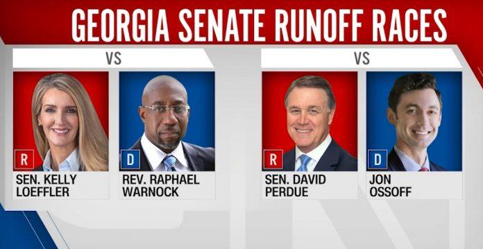Georgia wybory Senat