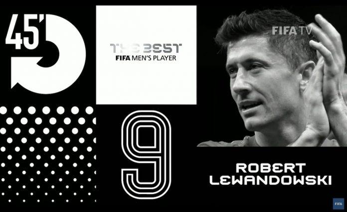 Robert Lewandowski nagroda FIFA