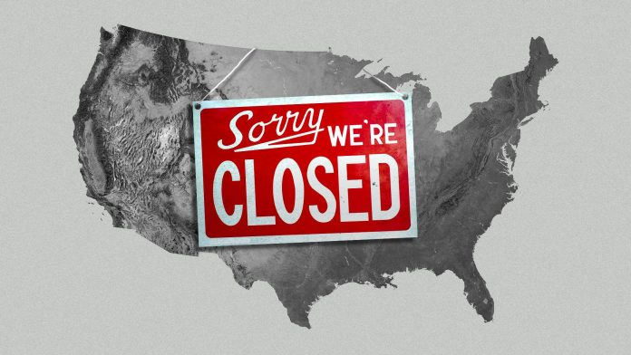 USA restrykcje podroz Europa