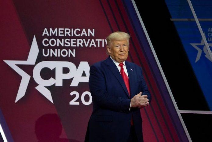 Donald Trump konferencja CPAC