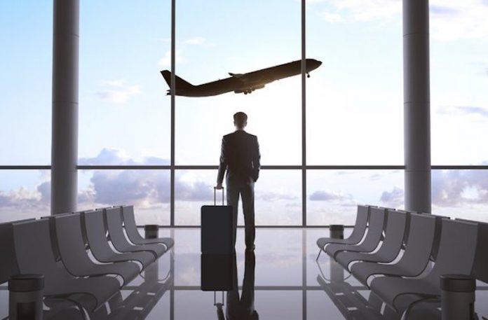 podróż flights travels