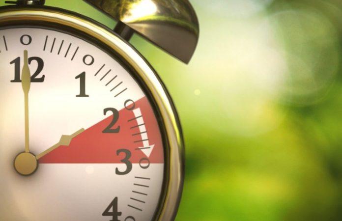 zmiana czasu zegarek