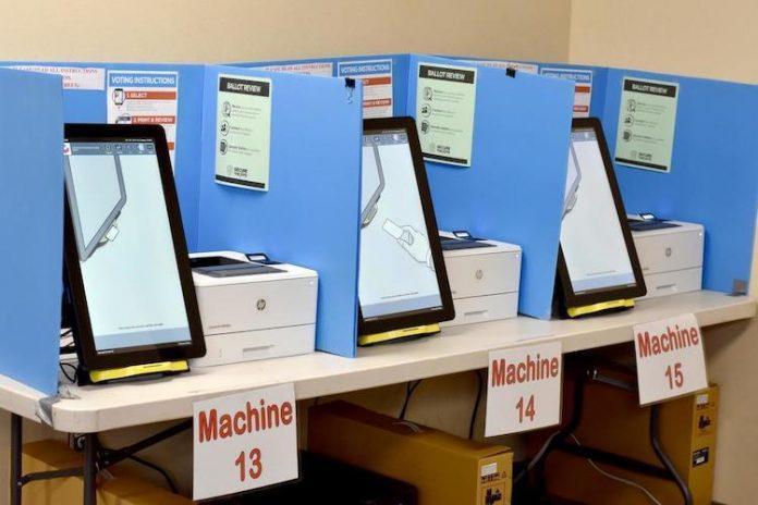 domino maszyny wybory