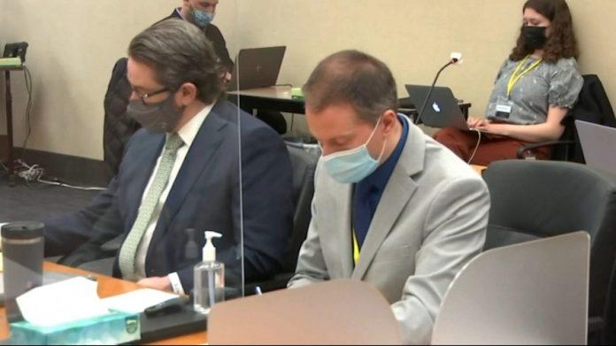 Derek Chauvin proces trial