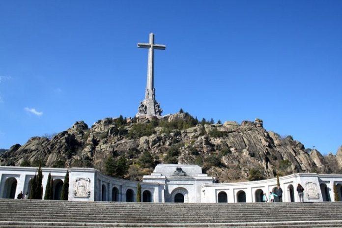 Dolina Poległych Hiszpania wojna domowa