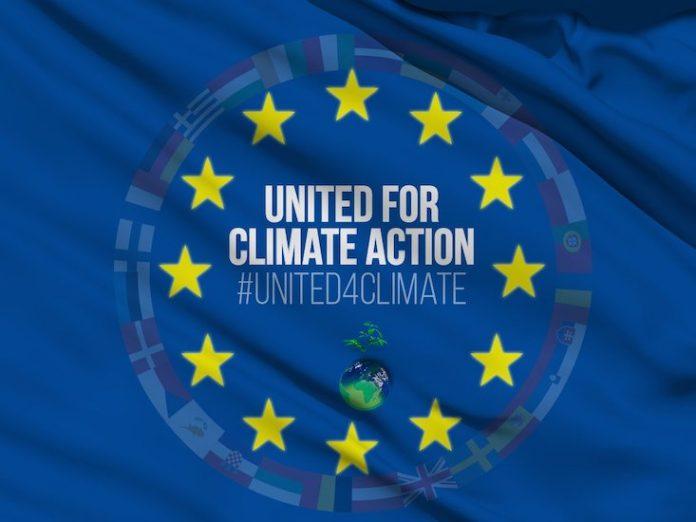 UE klimat Europa