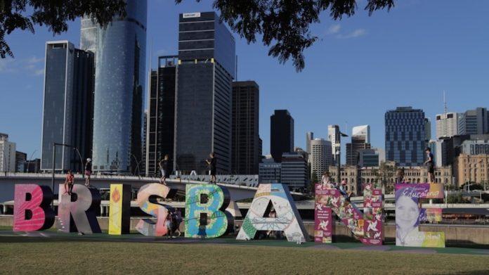 Australia Igrzyska Brisbane