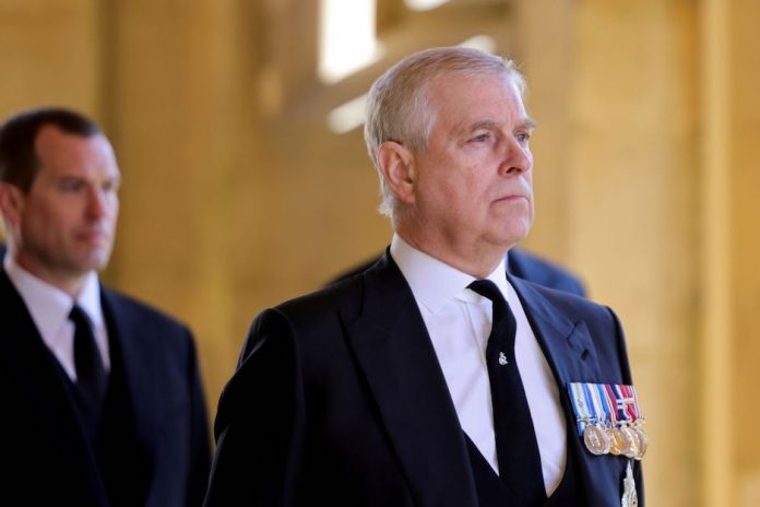 książę Andrzej prince Andrew